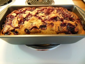 lemon raspberry poppyseed bread
