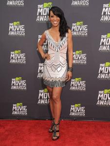 Shaun Robinson MTV Awards