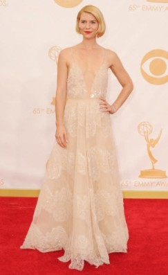 Clare Danes Emmys 2013