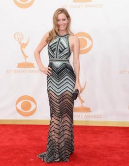 Leslie Mann Emmys 2013 2