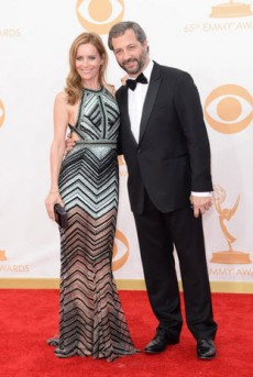 Leslie Mann Emmys 2013