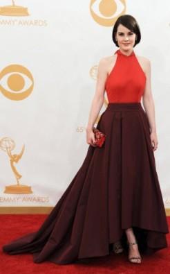 Michelle Dockery Emmys 2013 2