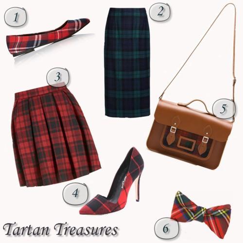 Tartan Treasures