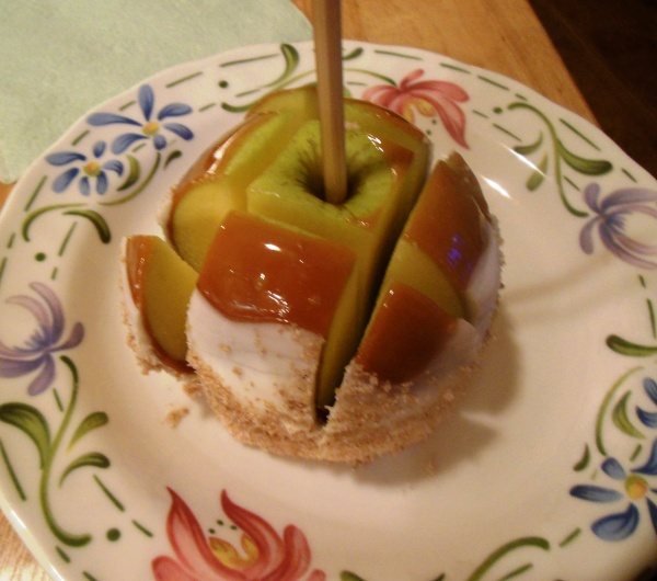 Apple Pie Candy Apples 2