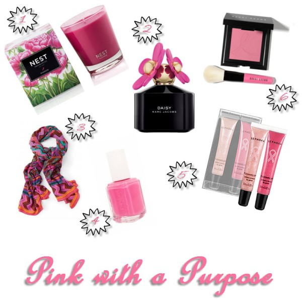 Pink with a Purpose