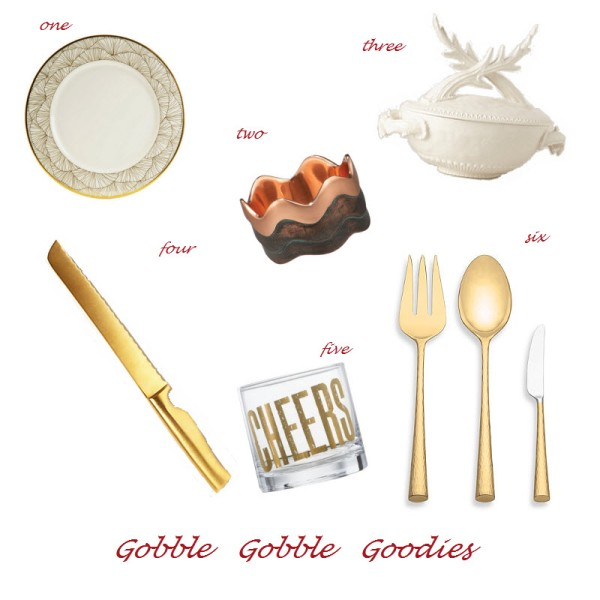 Gobble Gobble Goodies