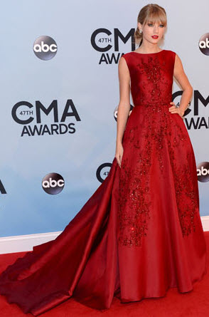 Taylor Swift CMA 2013